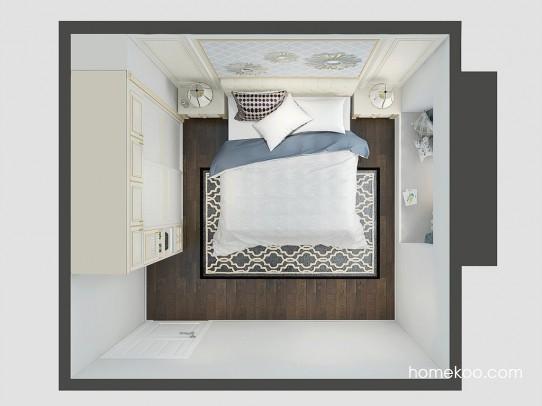 贝斯特系列卧房A25009