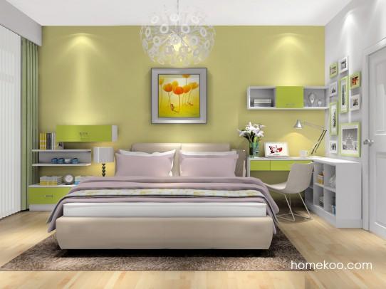 里昂春天卧房家具A17416