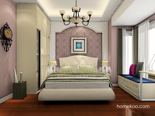 英伦印象卧房家具A19984