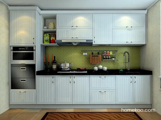 西西里厨房橱柜F19127