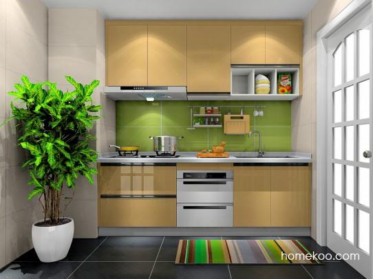 珀斯午后厨房橱柜F19658