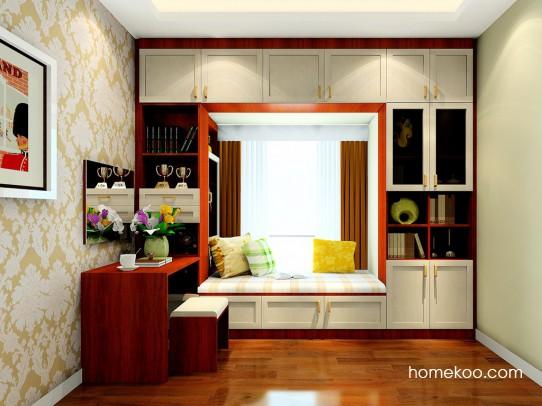 新实用主义卧房家具A22650