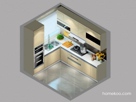 柏俪兹系列厨房F22911