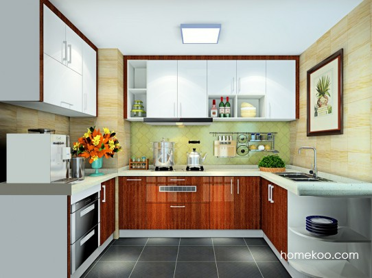 苏格兰时光厨房橱柜F22929