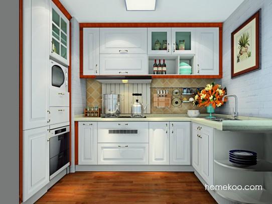 剑桥悠城厨房橱柜F22931