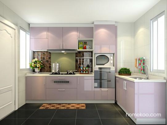 普罗旺斯厨房橱柜F22952