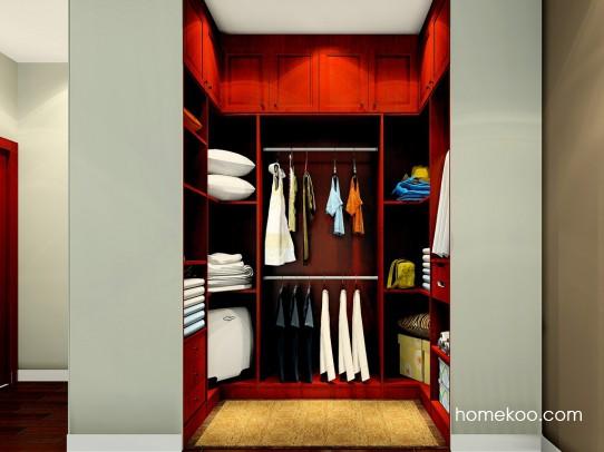 新中式主义卧房家具A24384