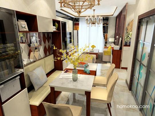 德丽卡系列客餐厅G24702