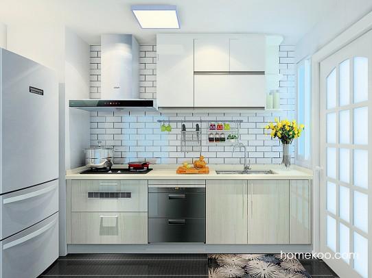 莱茵河畔厨房橱柜F23203
